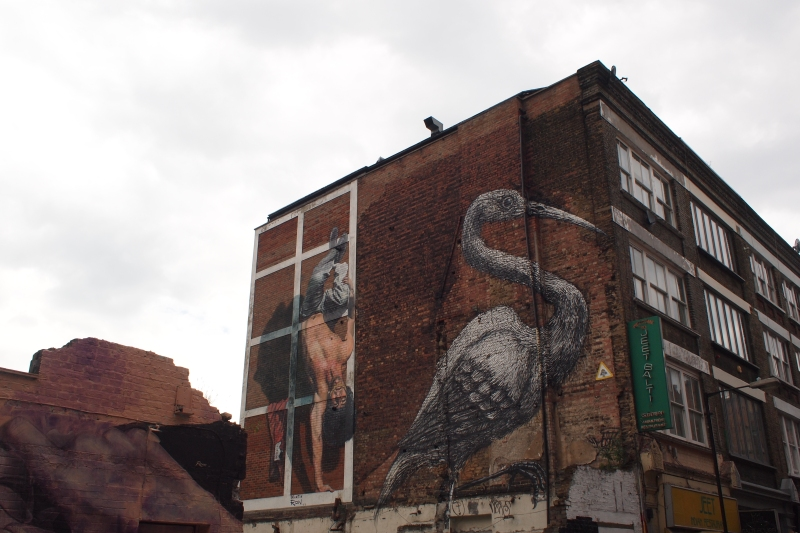 roa london street art